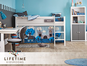 kinderzimmer komplett einrichten mit m beln von. Black Bedroom Furniture Sets. Home Design Ideas