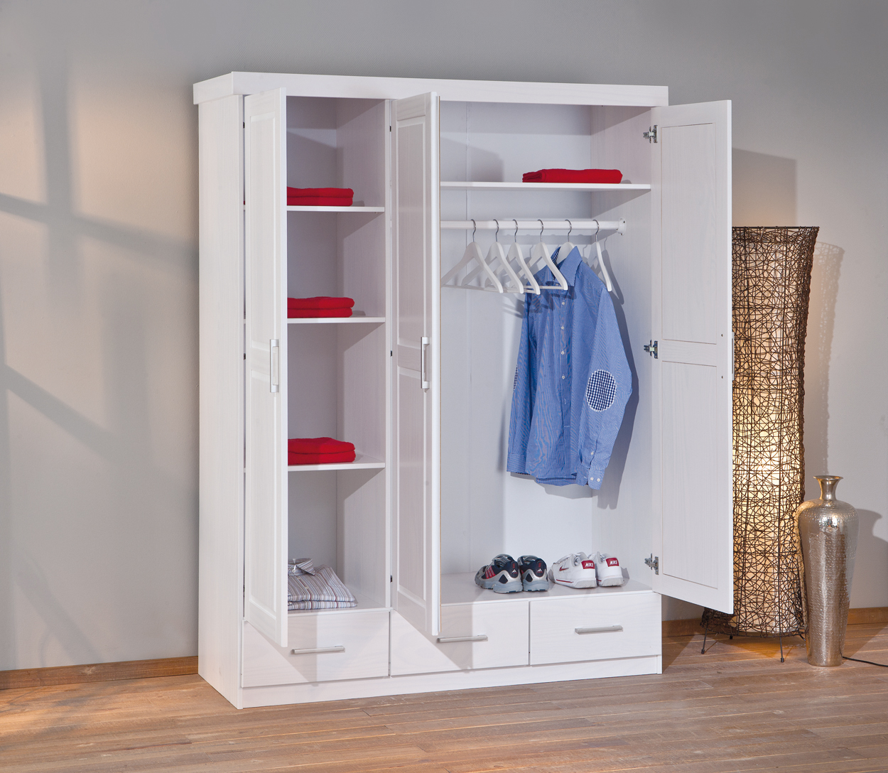 kleiderschrank kaufen cloture oobamboo com. Black Bedroom Furniture Sets. Home Design Ideas