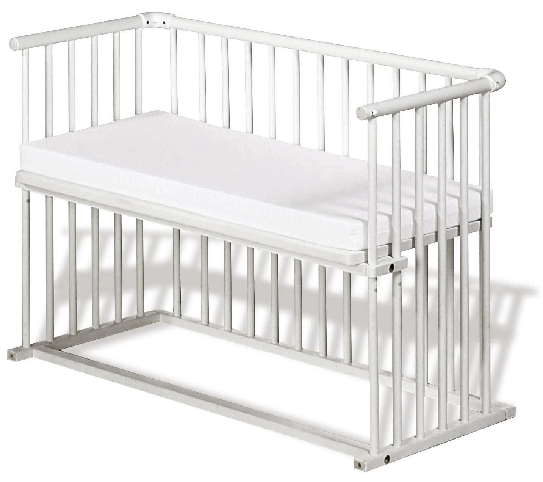 anstellbettchen mit matratze und lattenrost bett anja. Black Bedroom Furniture Sets. Home Design Ideas