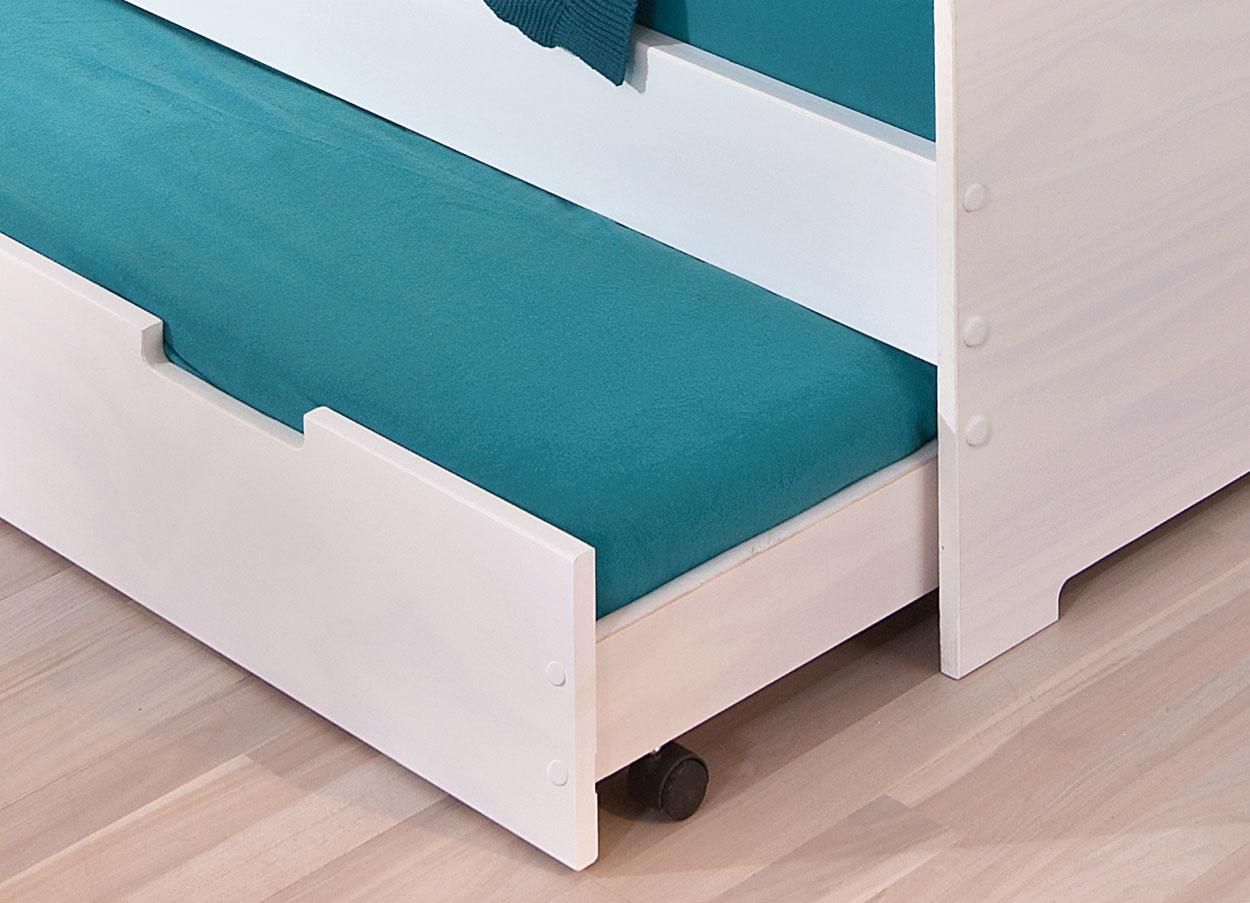Ausziehbett In Wei 223 F 252 R Kinderzimmer Malte Betten De