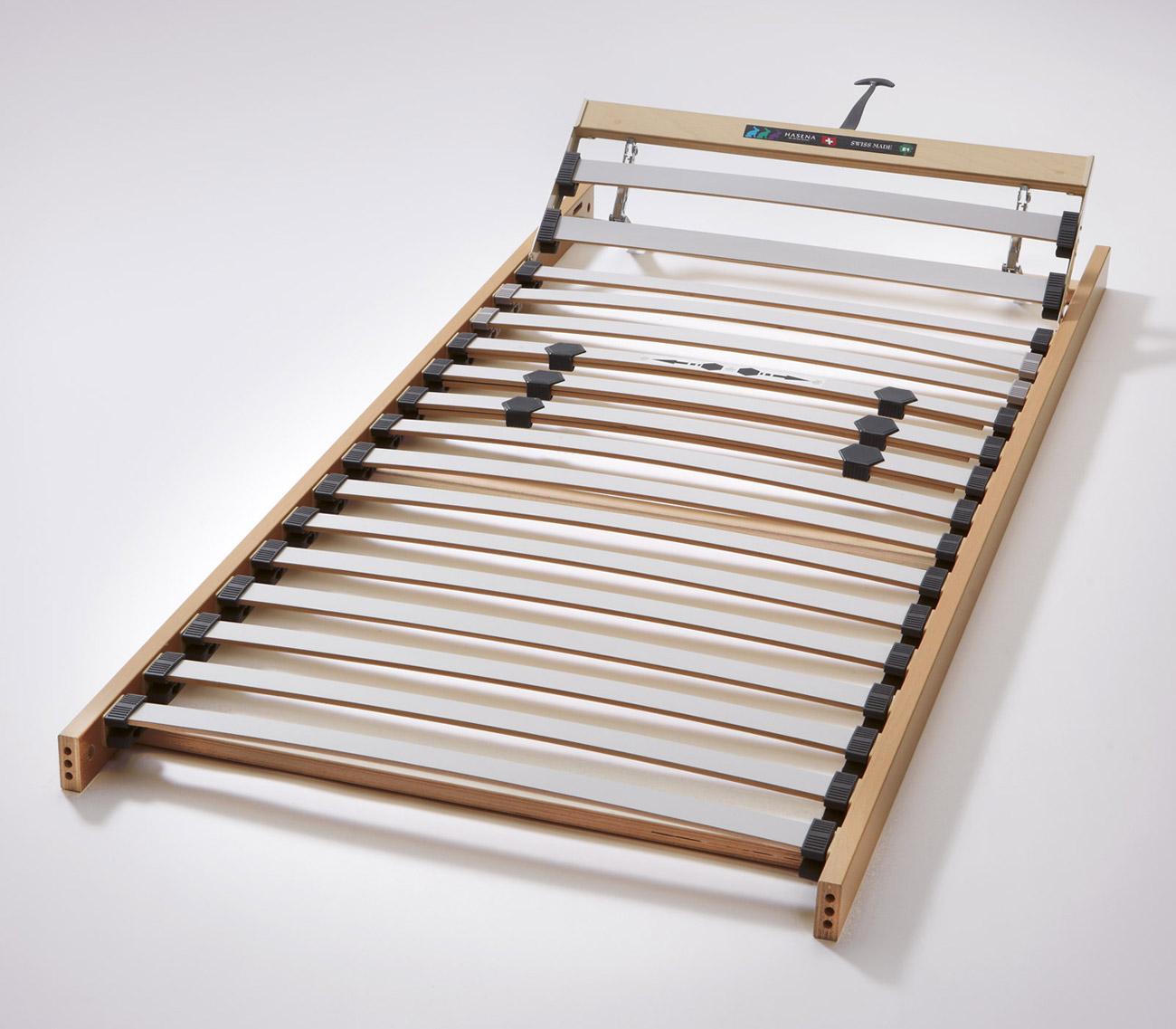 g nstiges ausziehbett mit zwei liegefl chen louis. Black Bedroom Furniture Sets. Home Design Ideas