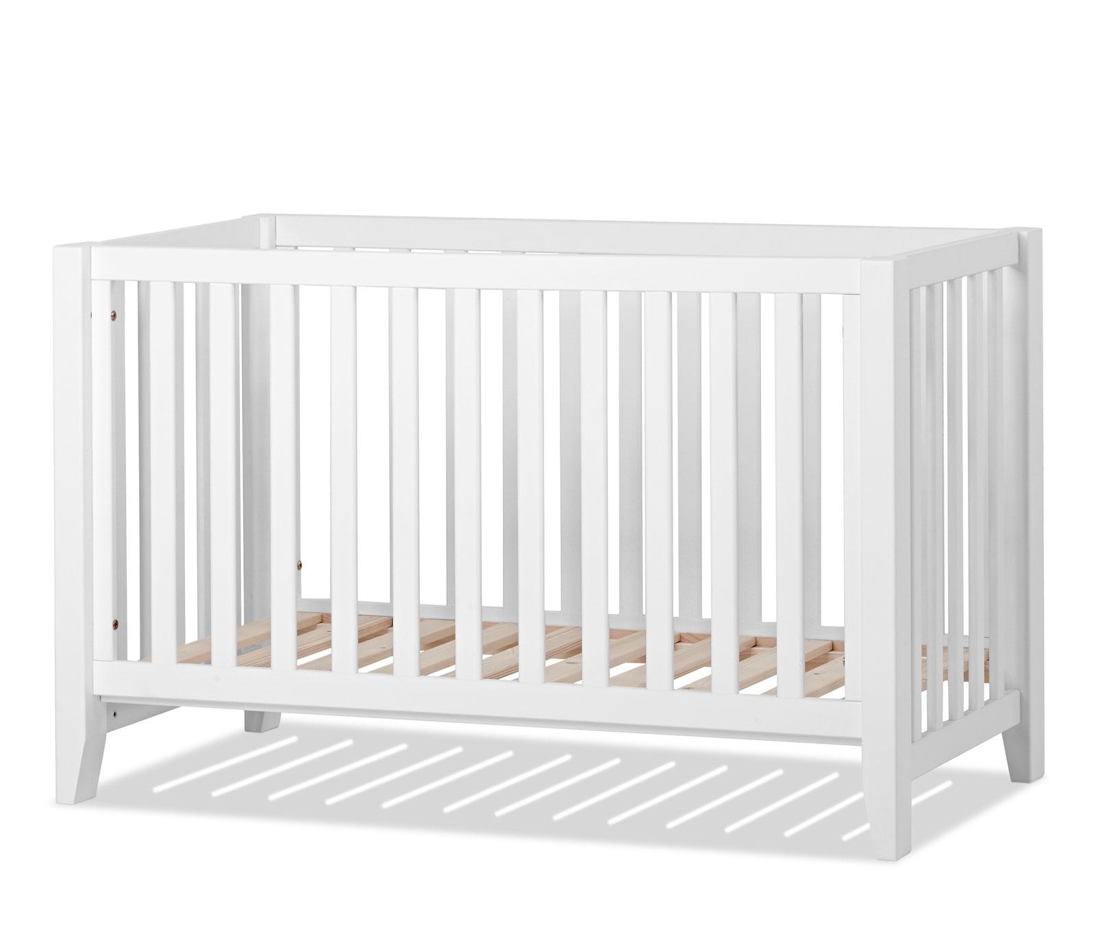 wei es kiefer babybett zur bettbank umbbaubar kids heaven. Black Bedroom Furniture Sets. Home Design Ideas