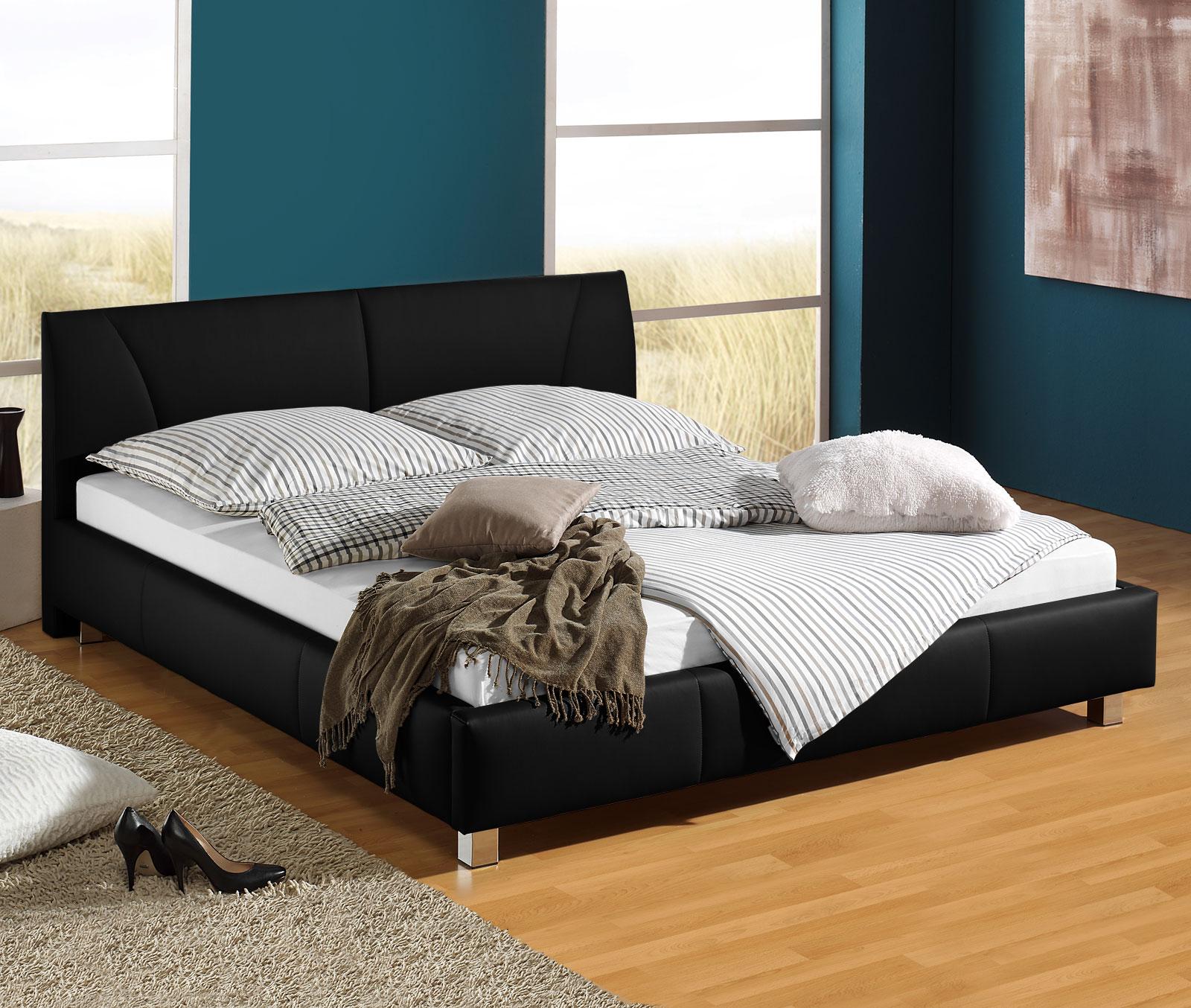 betten inkl lattenrost und matratze. Black Bedroom Furniture Sets. Home Design Ideas