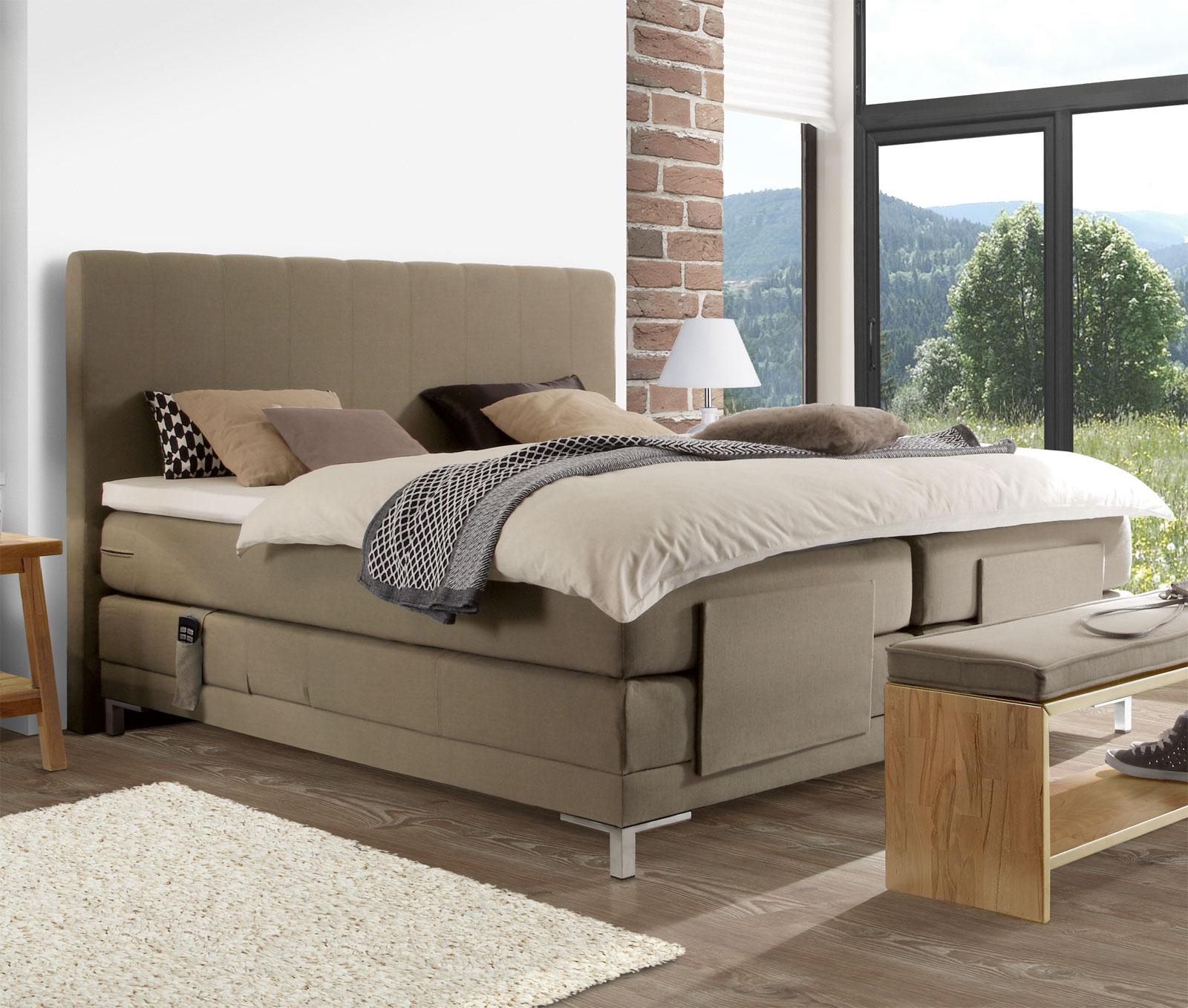 box spring bett boxspring bett online kaufen otto. Black Bedroom Furniture Sets. Home Design Ideas