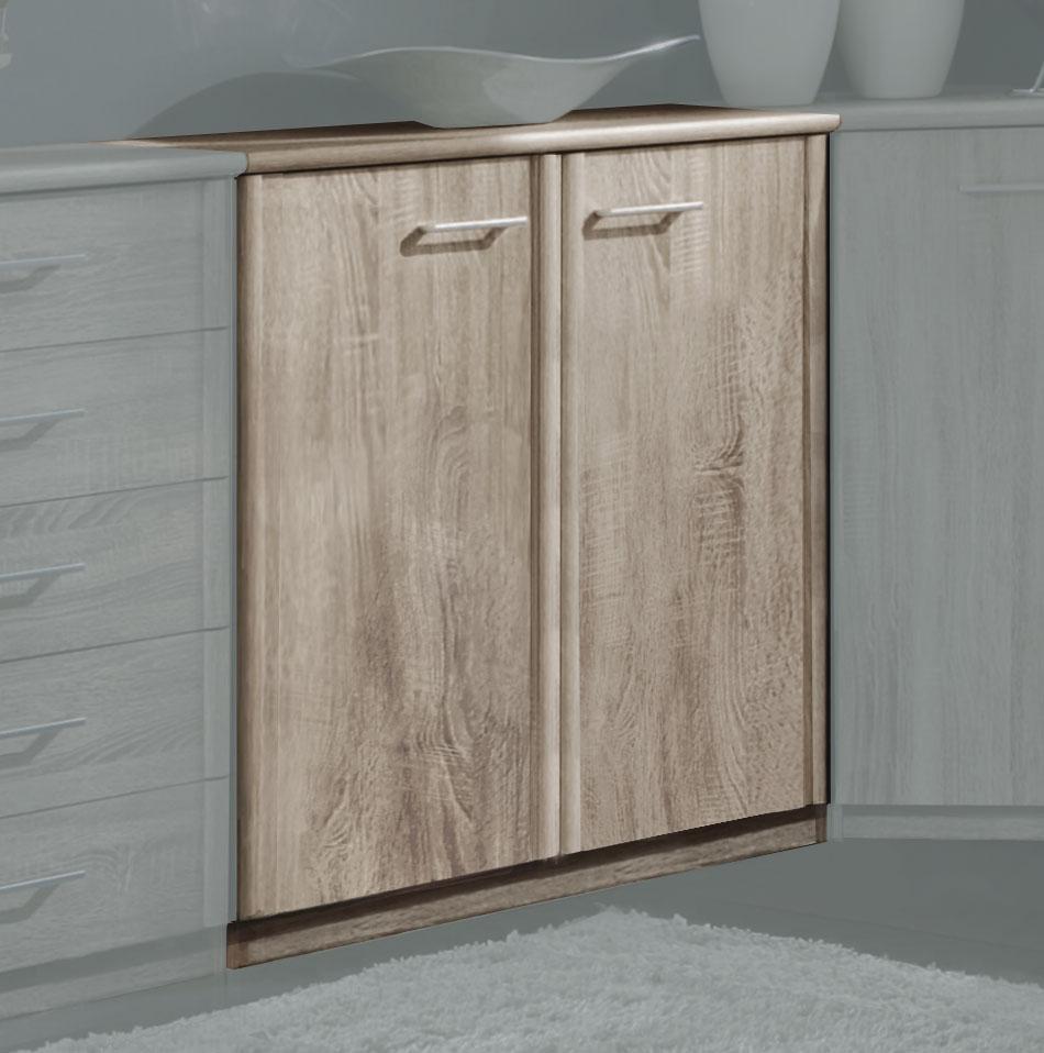 schrank kommode mit t ren in eiche dekor runcorn 02. Black Bedroom Furniture Sets. Home Design Ideas