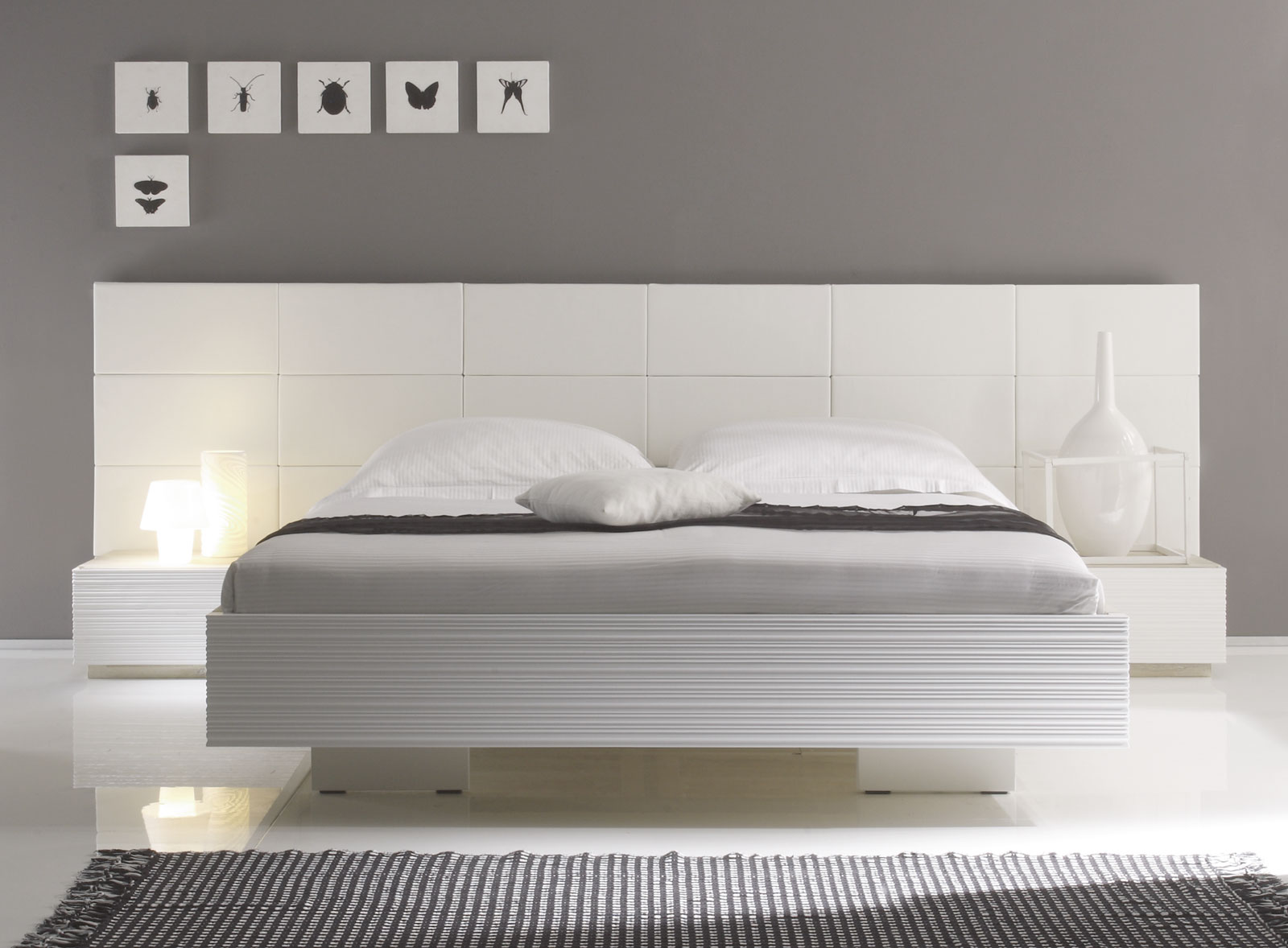 Wandpaneele Schlafzimmer ~ Hausdesigns.co