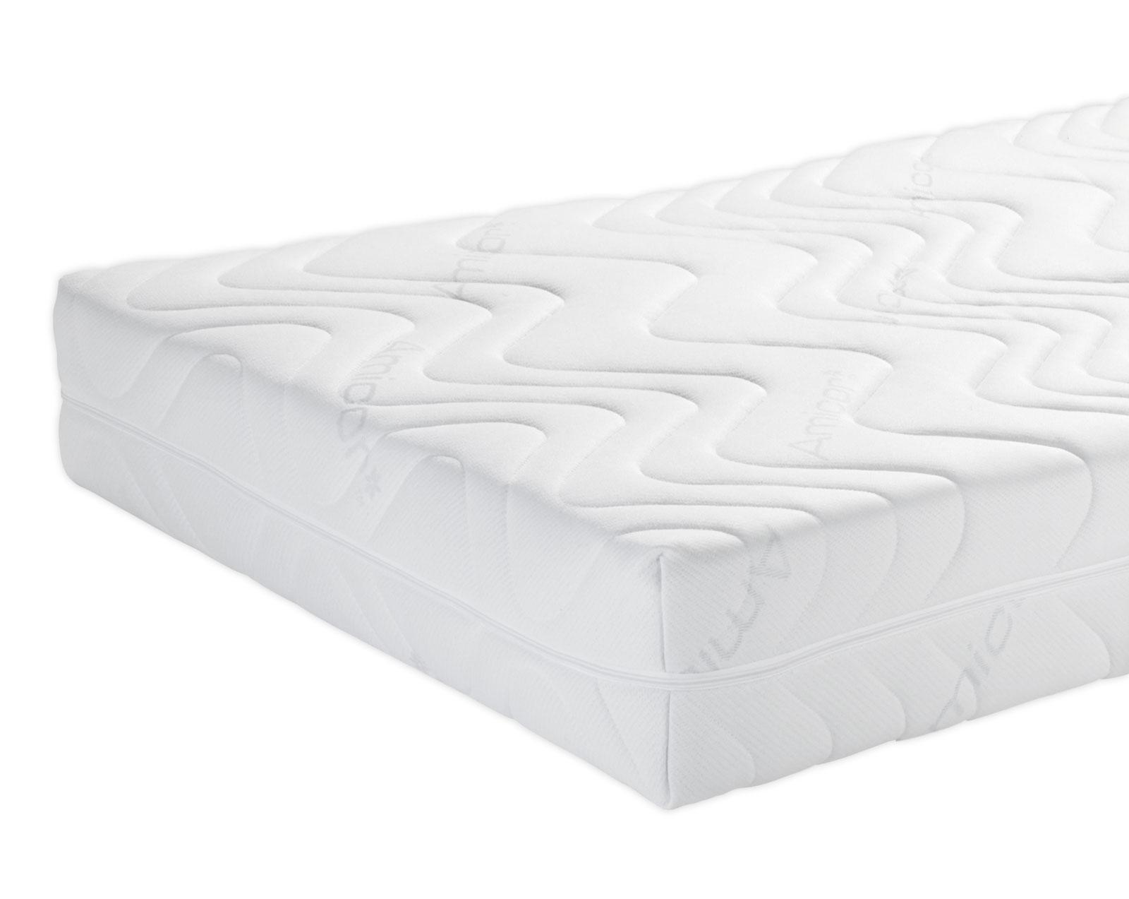 allergiker kaltschaummatratze bis 160 kg orthowell vital xxl. Black Bedroom Furniture Sets. Home Design Ideas