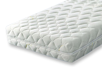 matratze 160x200 cm liegefl che w hlbar samira. Black Bedroom Furniture Sets. Home Design Ideas