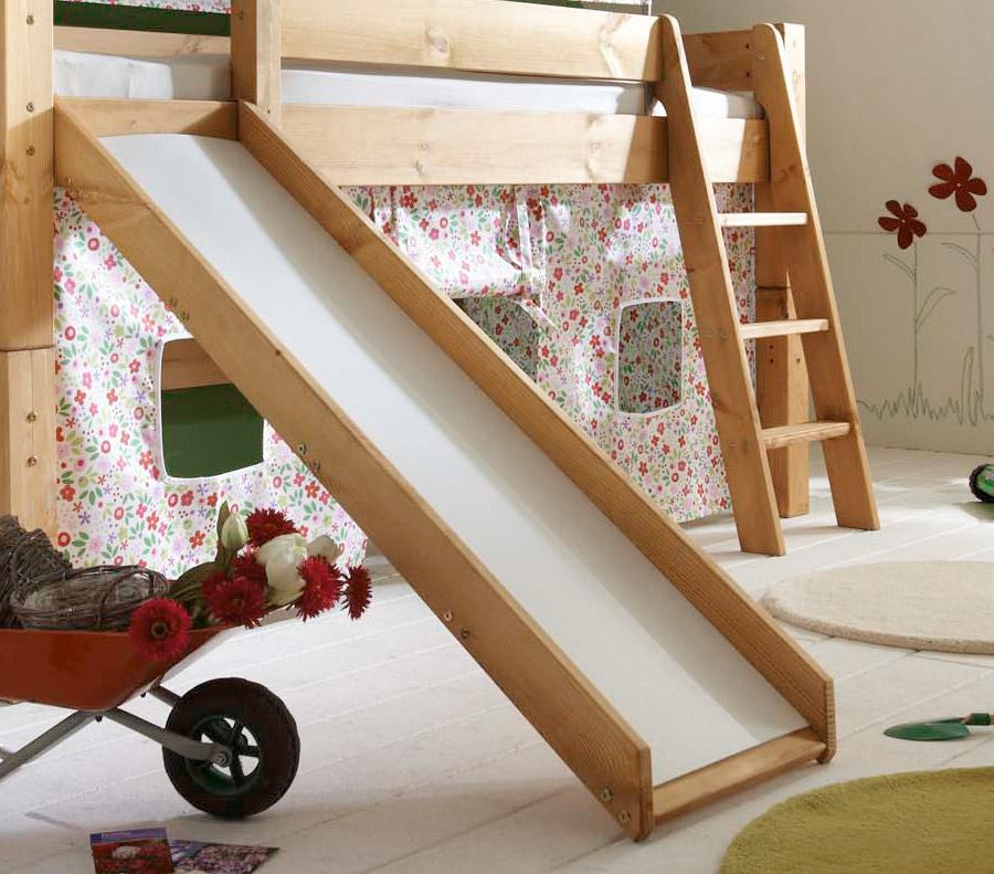 rutsche f r hochbett lilashouse. Black Bedroom Furniture Sets. Home Design Ideas