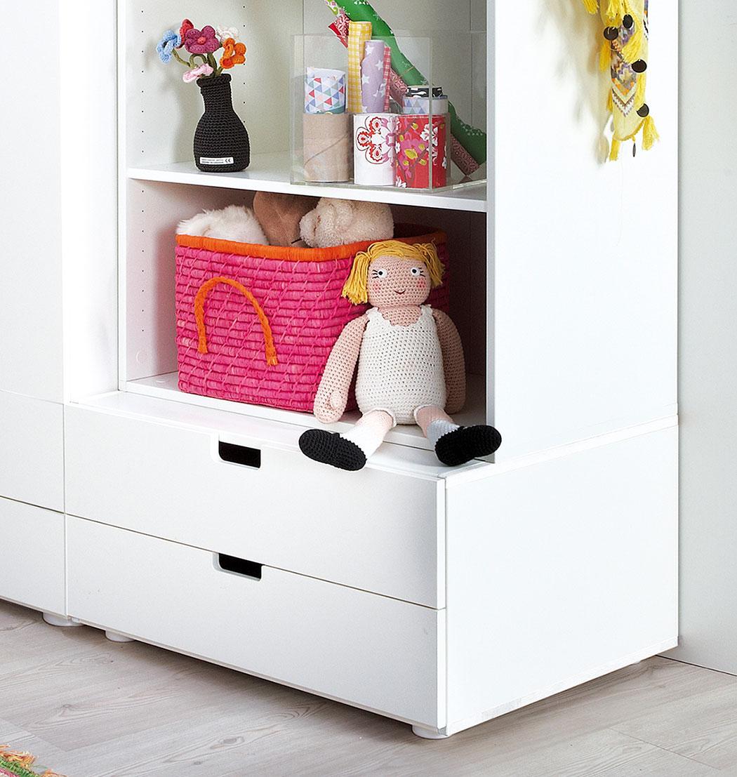 Kommode In Weiss Mit Schubladen Furs Kinderzimmer Kids Town