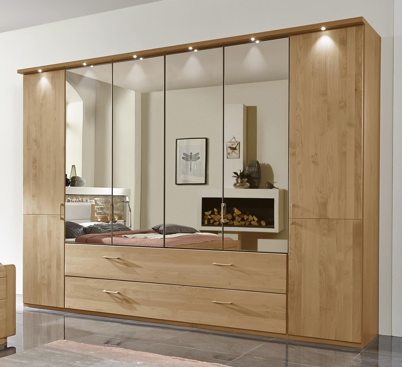 kleiderschrank mit beleuchtung. Black Bedroom Furniture Sets. Home Design Ideas