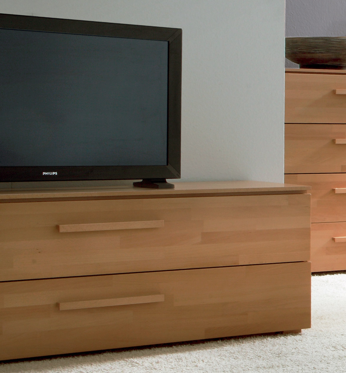 kommode mit softeinzug f r sanftes schlie en lima 01. Black Bedroom Furniture Sets. Home Design Ideas