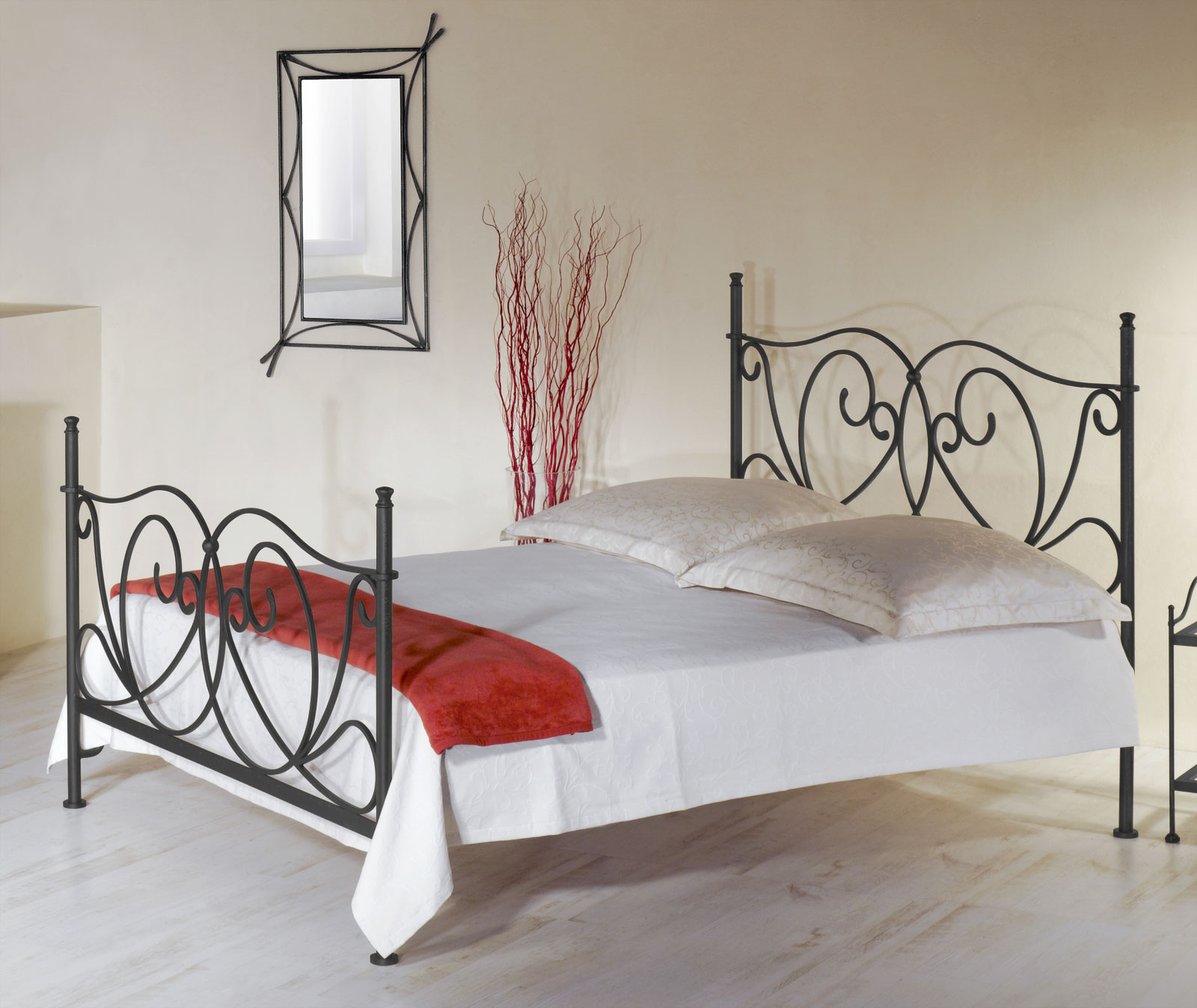 metallbett anthrazit bestseller shop f r m bel und. Black Bedroom Furniture Sets. Home Design Ideas