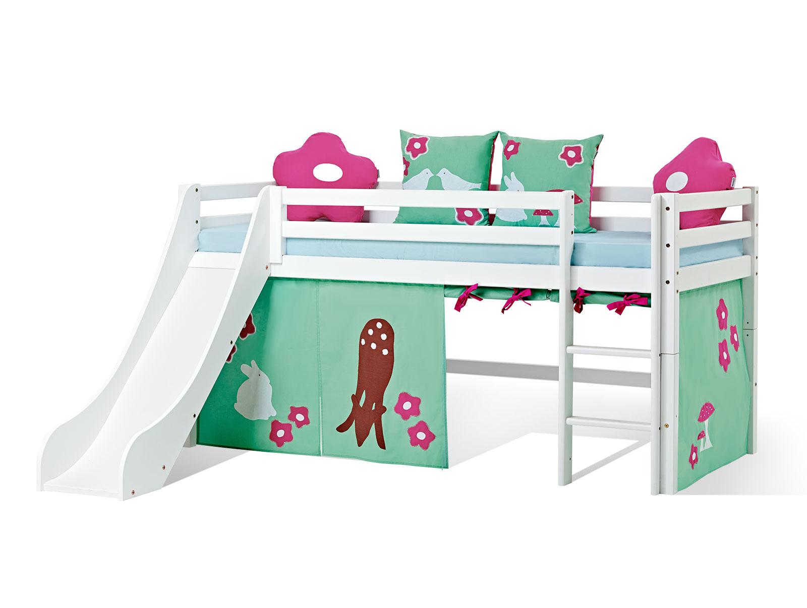kinderhochbett. Black Bedroom Furniture Sets. Home Design Ideas