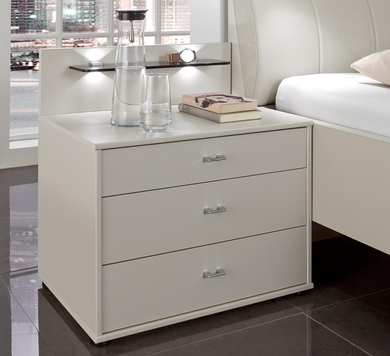 hohe nachttische fr cool bild with hohe nachttische fr. Black Bedroom Furniture Sets. Home Design Ideas