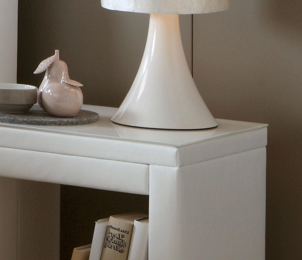 nachttisch mit glasplatte best with nachttisch mit. Black Bedroom Furniture Sets. Home Design Ideas
