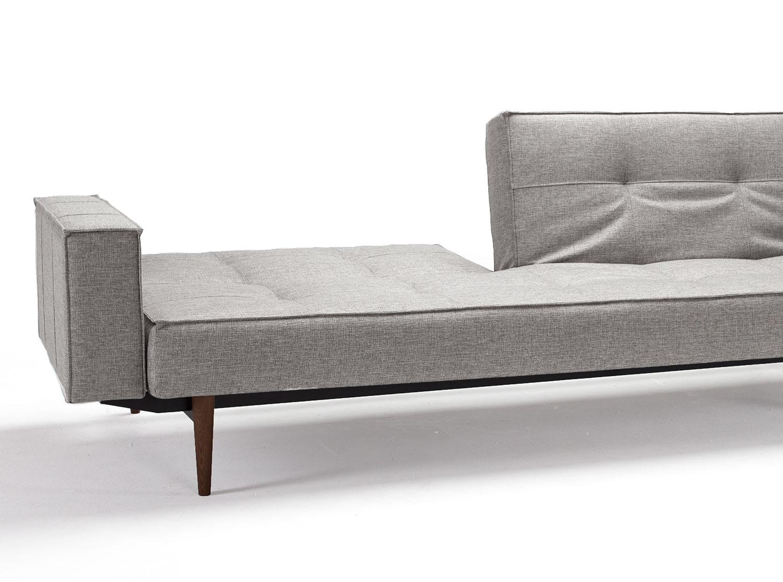 gem tliches 3 sitzer schlafsofa mit armlehnen gerrard. Black Bedroom Furniture Sets. Home Design Ideas