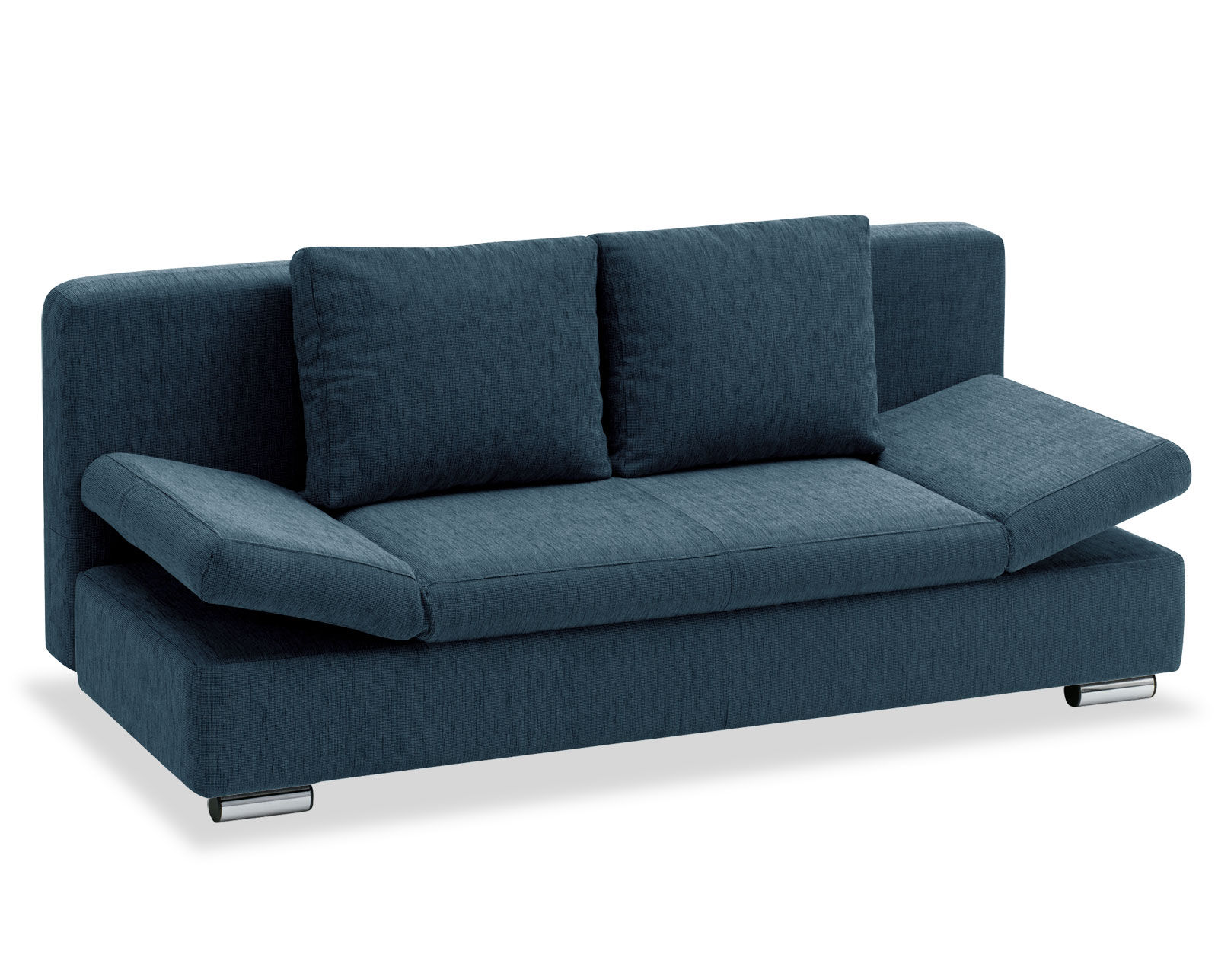 schlafsofa dauerschl fer bettkasten m belideen. Black Bedroom Furniture Sets. Home Design Ideas
