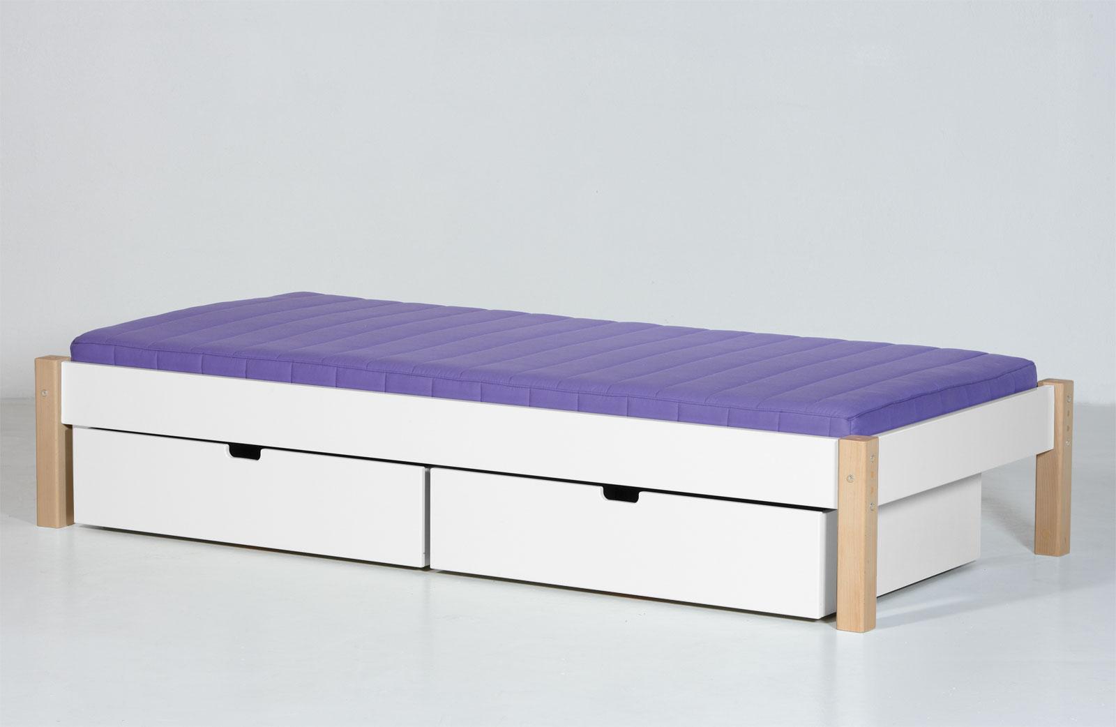 schubkastenbett f r das kinder und jugendzimmer kids town. Black Bedroom Furniture Sets. Home Design Ideas