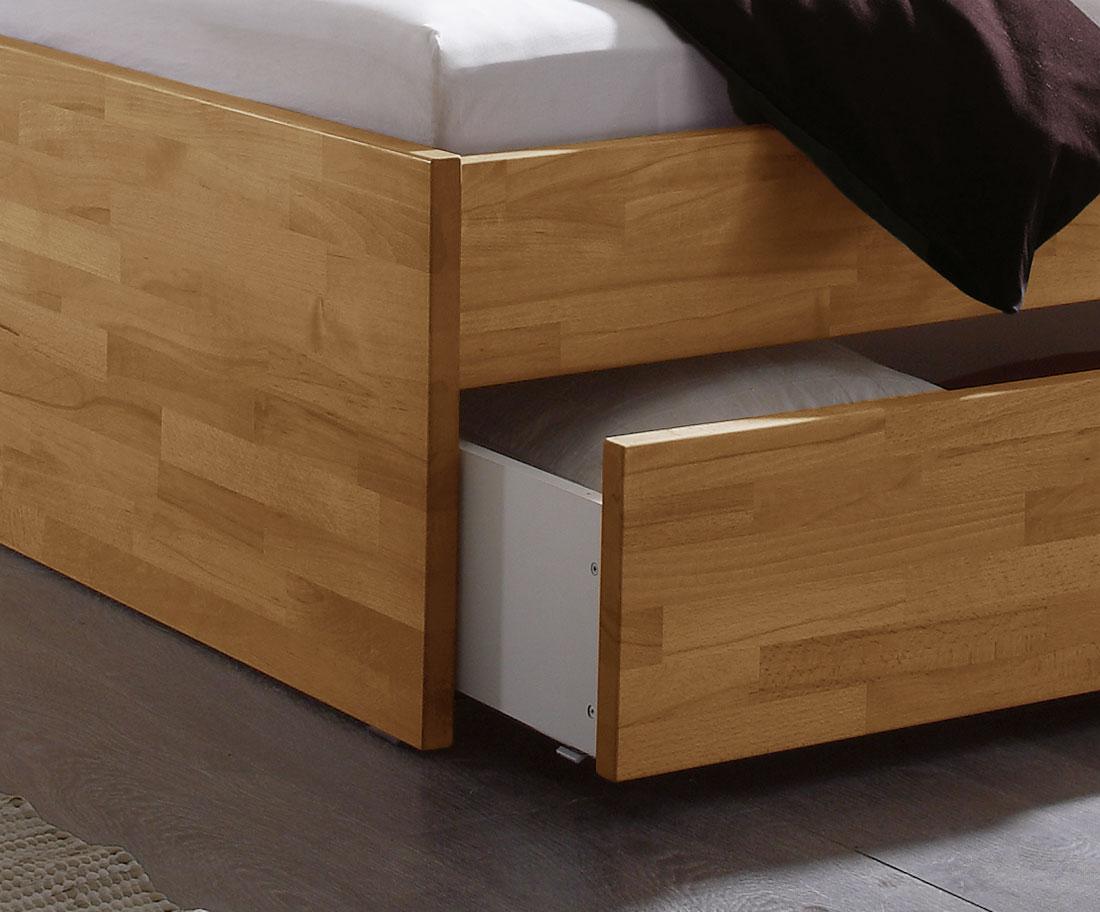 bett mit schubk sten f r zus tzlichen stauraum manchester. Black Bedroom Furniture Sets. Home Design Ideas