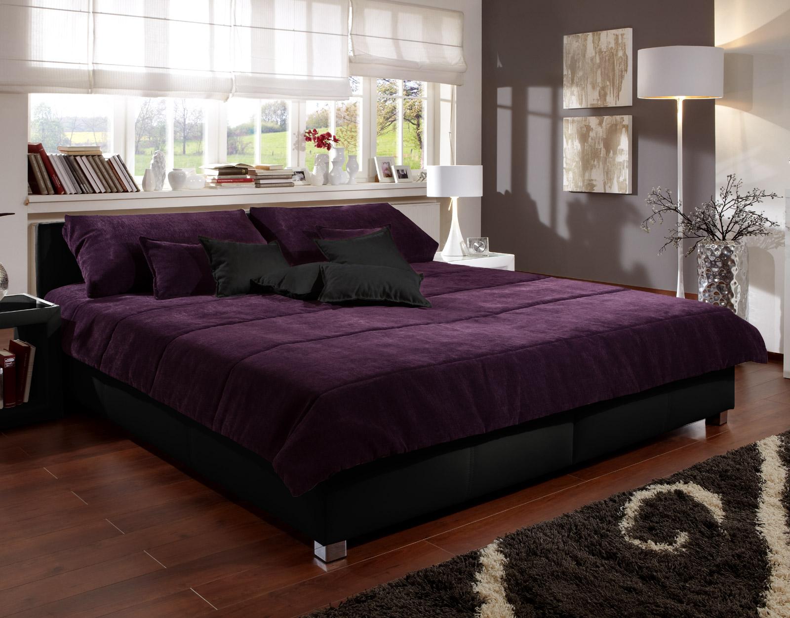 halblange tagesdecke f r ihr doppelbett kaufen amadeo. Black Bedroom Furniture Sets. Home Design Ideas