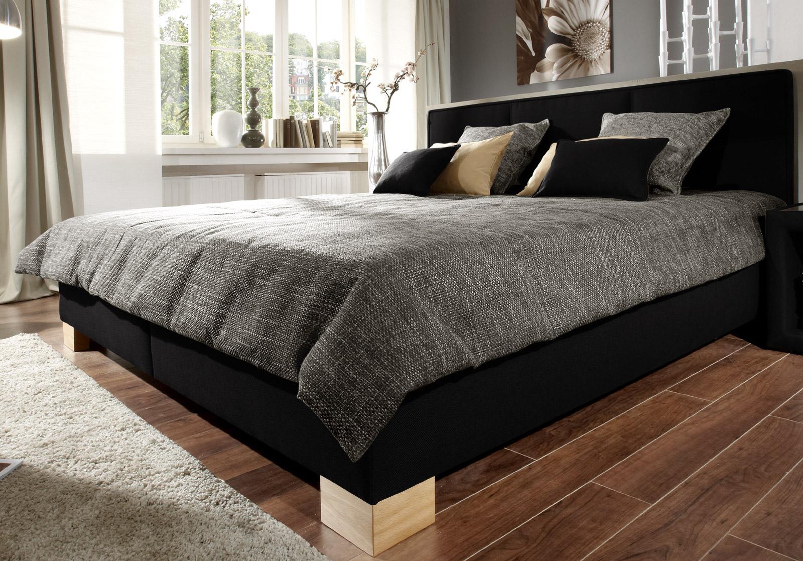 tagesdecke in braun und grau f r doppelbetten quintino. Black Bedroom Furniture Sets. Home Design Ideas