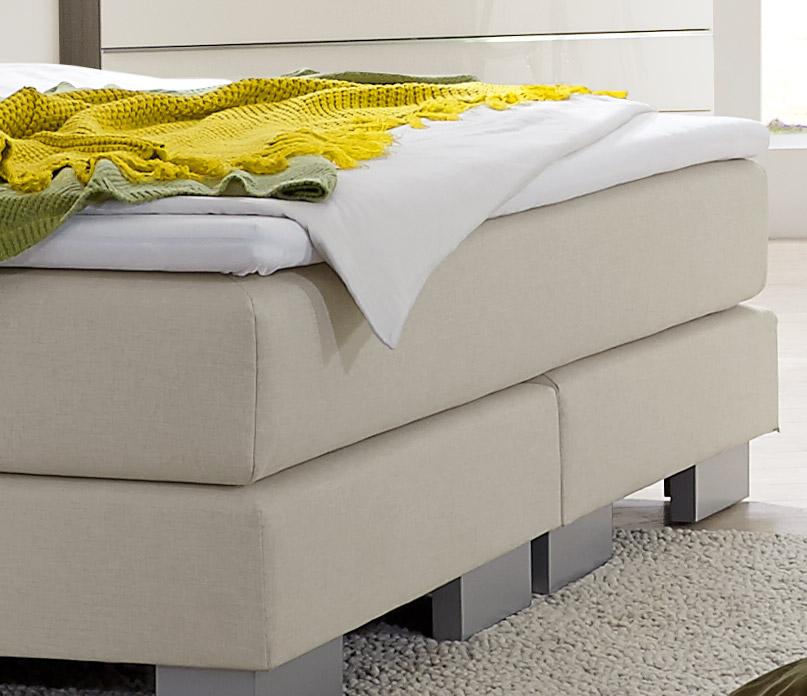 weicher topper mit viscoschaum kern zum mehrpreis. Black Bedroom Furniture Sets. Home Design Ideas