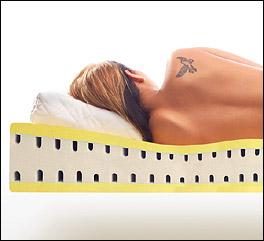 lattenrost matratze set f r anspruchsvolle medic memory combi. Black Bedroom Furniture Sets. Home Design Ideas