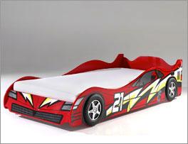 Auto-Kinderbett Dreamchaser in 90x200 cm für Jungen