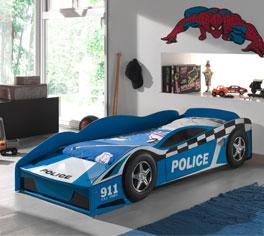 Autobett Blue Light bis 50 kg belastbar