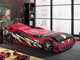 Autobett Dreamchaser mit erhöhten Seiten