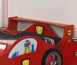 Autobett Speedfighter mit abgerundeten Kanten