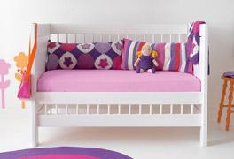 Baby-Himmelbett-Original von Lifetime als Bettbank