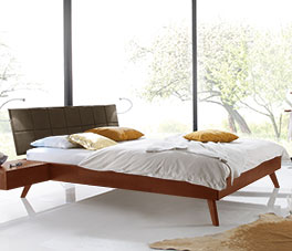 Bett Andros in zeitlosem Design