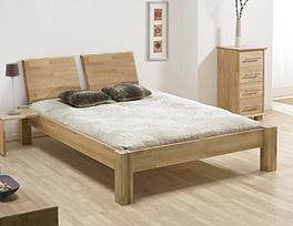 Bett Ariano Holz massiv
