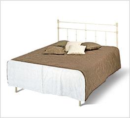 Hochwertiges Bett Astara ohne Fußteil