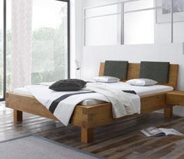 Klassisches Bett Kasos aus hochwertigem Material