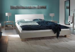 Bett Legano mit MDF Dekor Oberfläche