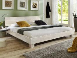 Bett Lesina in allen Doppelbettgroessen
