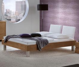 Modernes Überlängenbett London in Cognac