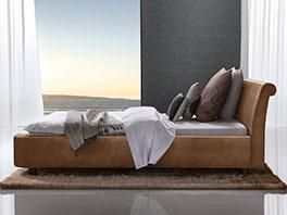 Schöner wohnen mit dem Bett Macuma