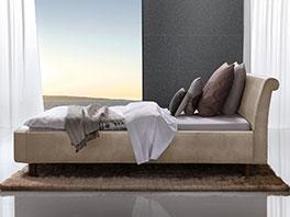Bett Macuma, in verschiedenen Höhen erhältlich