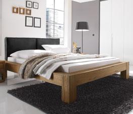 Langlebiges und hochwertiges Bett Maia