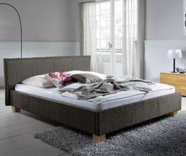 Hochwertiges Bett Medina in klassischen Farben