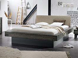 Massives Bett Romero in 180x200 cm Größe