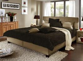 hochwertiges Bett Sansone bestellen