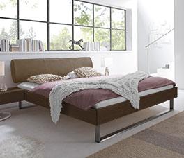 Hochwertiges Bett Tema in Doppelbettgröße