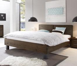 Modernes Holzbett Tonala