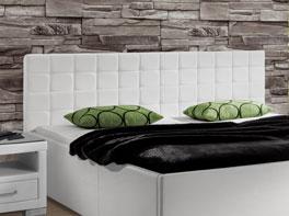 Bett Withernsea mit komfortabel gestepptem Kopfteil