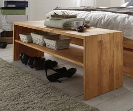 Bettbank Zarbo - Qualität aus Massivholz
